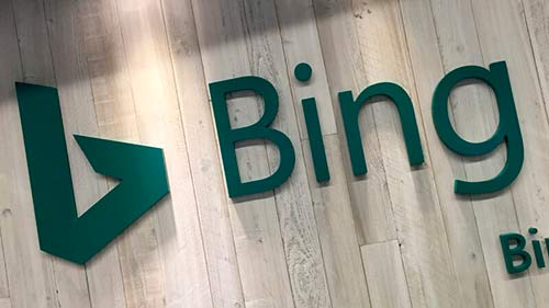 Bing Announcement